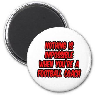 Nada es imposible… entrenador de fútbol iman