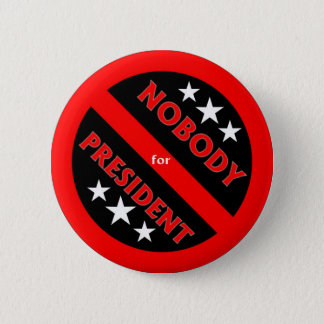 Nadie para el botón del presidente