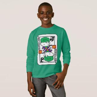 Naipe del comodín de Chibi Camiseta
