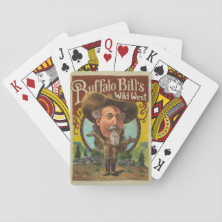 Naipes de Buffalo Bill