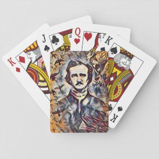 Naipes de Edgar Allan Poe