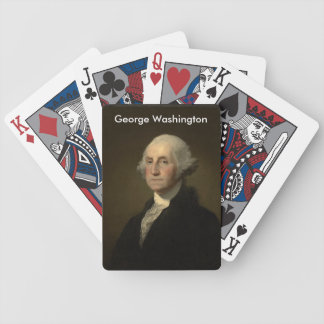 Naipes de George Washington