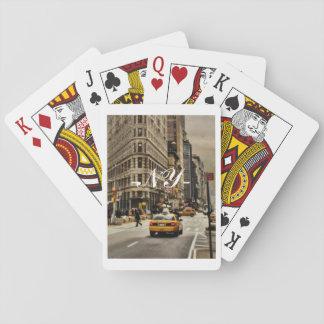 Naipes de Nueva York