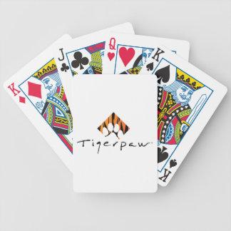 Naipes de Tigerpaw
