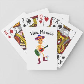 Naipes de Viva México