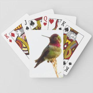 "Naipes del ""colibrí"""