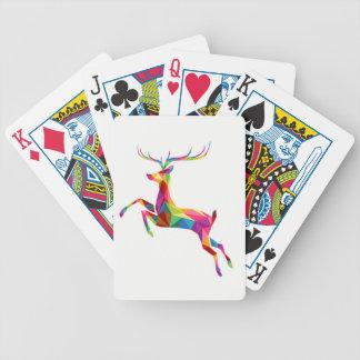 Naipes del póker de Professionl Design® del Web