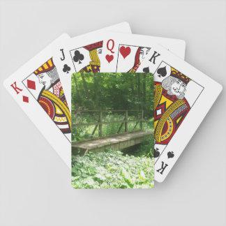 Naipes del puente del bosque