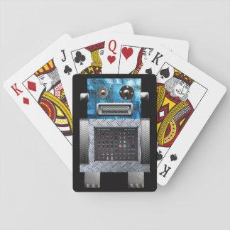 Naipes del robot
