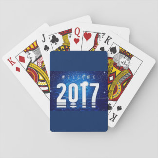 Naipes del special del Año Nuevo