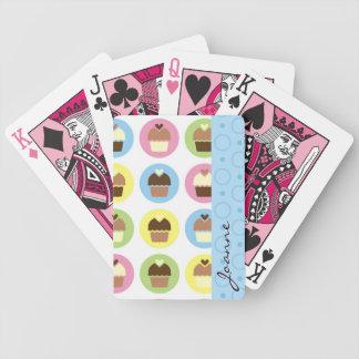 Naipes personalizados de la magdalena barajas de cartas