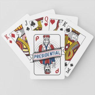 Naipes presidenciales