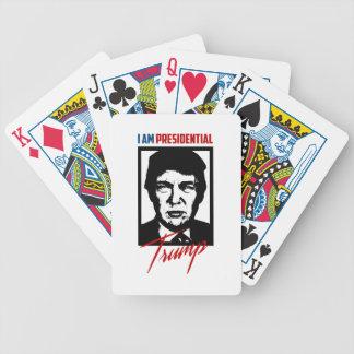 Naipes presidenciales de Donald Trump