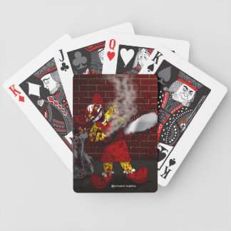 Naipes psicos baraja cartas de poker