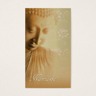 Namaste Tarjeta De Visita