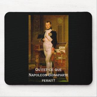 Napoleon Bonaparte 2 Alfombrilla De Ratón