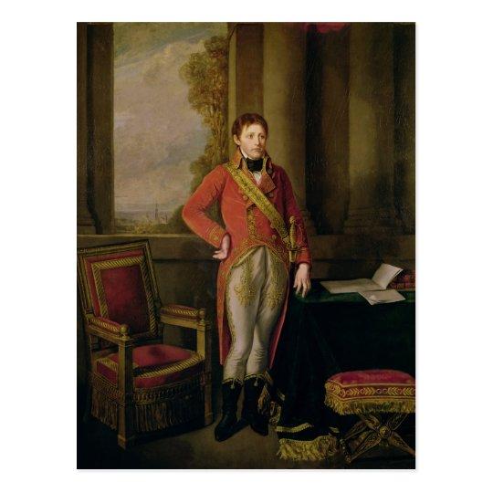 Napoleon Bonaparte como primero cónsul, 1799-1805 Postal