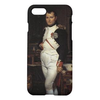 Napoleon en su estudio funda para iPhone 8/7