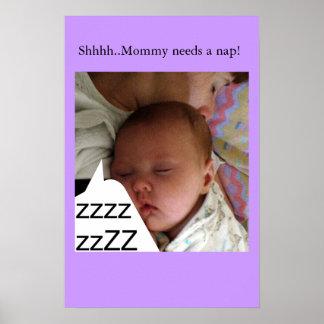 naptime póster