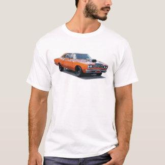 Naranja con el Roadrunner. 1967 de Plymouth de la Camiseta