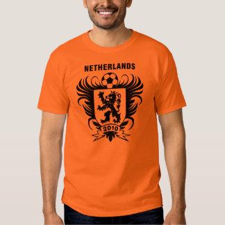 Naranja de Países Bajos 2010 Camisetas