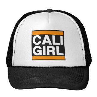 Naranja del chica de Cali Gorros
