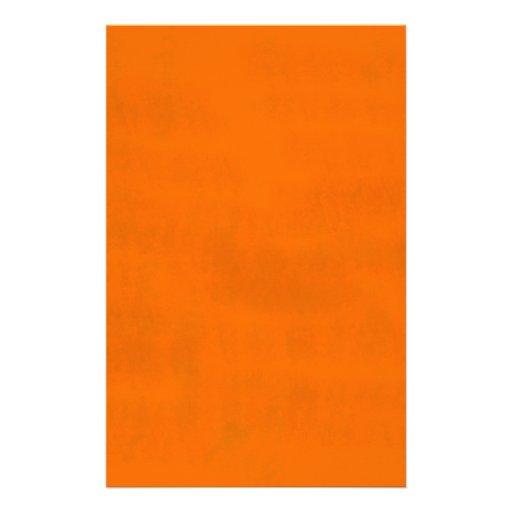 Naranja sucio papeleria de diseño