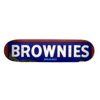Naranjas de la marca de los brownie monopatín 21,1 cm
