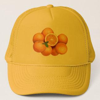 Naranjas Gorra De Camionero