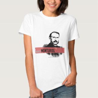 Narcís Monturiol Camiseta