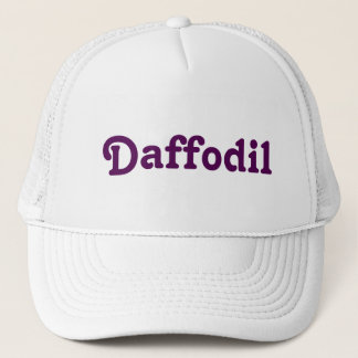 Narciso del gorra