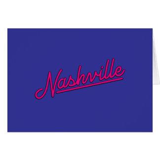 Nashville en magenta