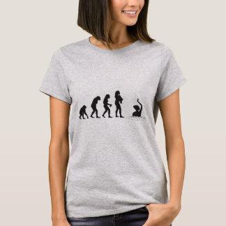 Natación sincronizada camiseta