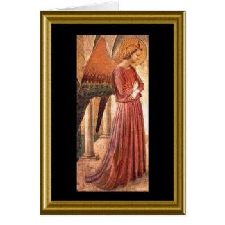 Natale de Buon - saludo Maria en italiano Felicitación