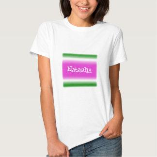 Natasha Camiseta