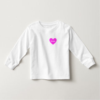 Natasha Camiseta De Bebé