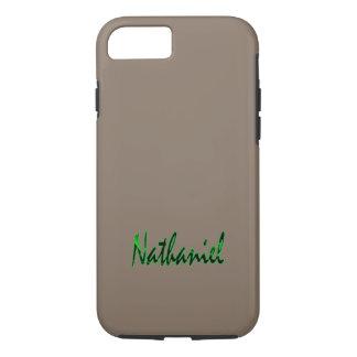 Nathaniel modificó el caso duro del iPhone para Funda Para iPhone 8/7