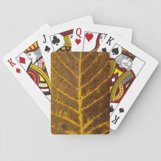 naturaleza del fondo del modelo de la textura de barajas de cartas