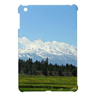 Naturaleza del paisaje de la montaña de Shasta