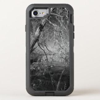 NATURALEZA EN BLANCO Y NEGRO FUNDA OtterBox DEFENDER PARA iPhone 8/7