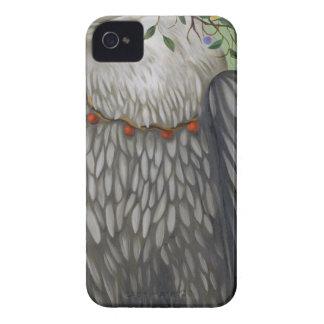 Naturaleza tribal funda para iPhone 4 de Case-Mate