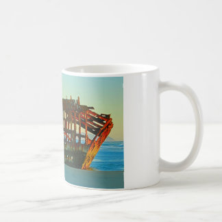 Naufragado a lo largo del Pacífico Taza De Café