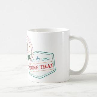 Nauru allí hecho eso taza de café