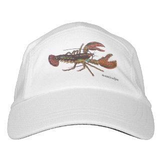nauticaljoe vivo del gorra de la langosta gorra de alto rendimiento