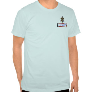 """Nave del explorador de mar """"la venganza """" camisetas"""