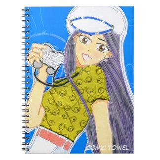 Navegación de Emiko Cuaderno