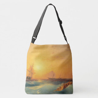 Navegación de la bolsa de asas alta de los mares