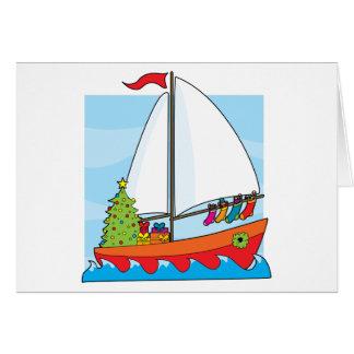 Navegación del navidad tarjeta de felicitación