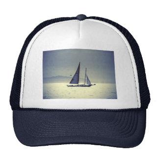 Navegación lejos gorras