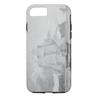 Navegando a través del hielo joven, septiembre de funda iPhone 7